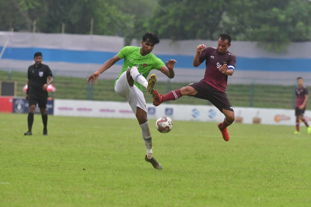 Gokulam Kerala FC storms into QF with a 7-2 win over Assam Rifles