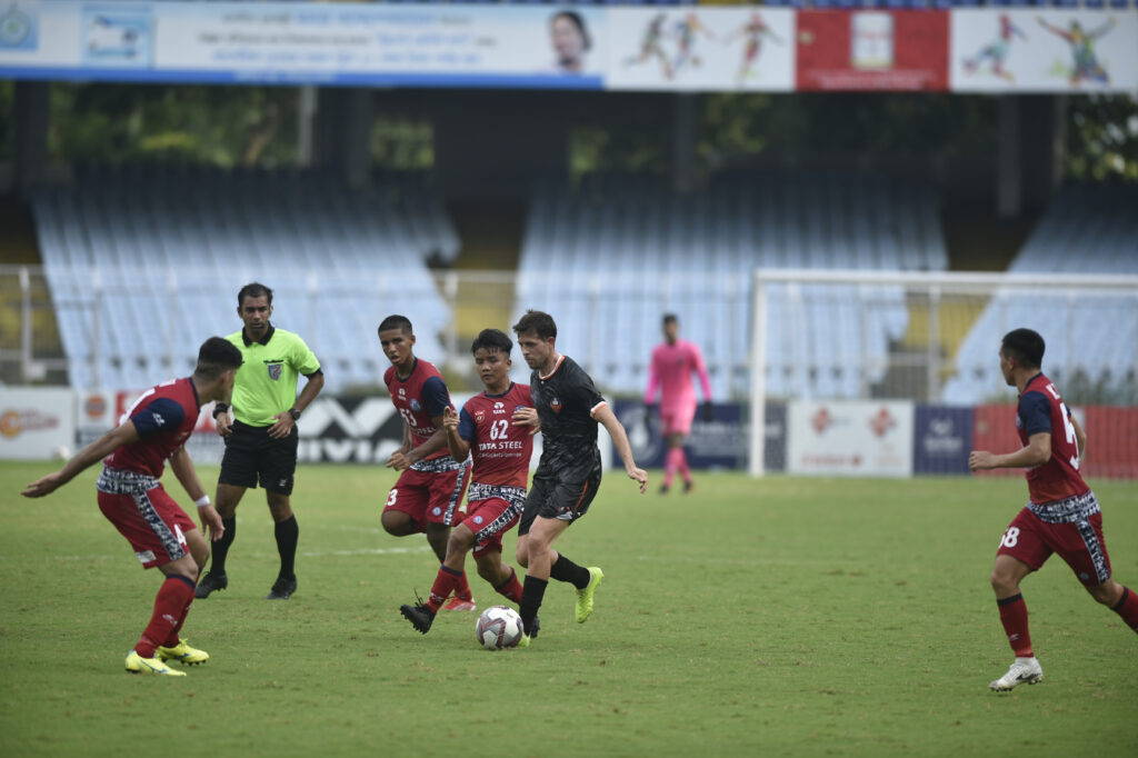 FC Goa storms into the QF with 5-0 win against JFC